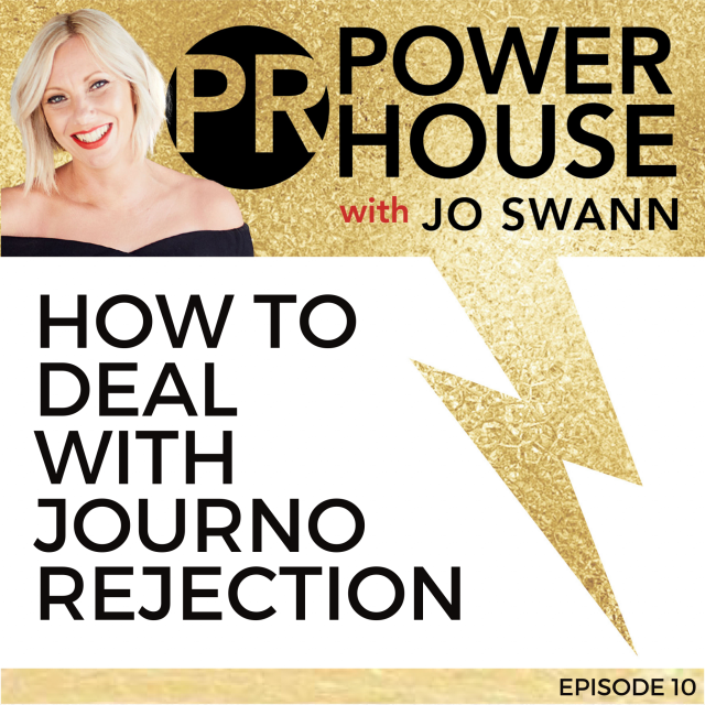 010 How To Deal With Journo Rejection